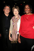 LOS ANGELES - JAN 28: Guest, Dr Tamela Hultman, Marcia Thomas at the 30th Anniversary of 'We Are The World' at The GRAMMY Museum on January 28, 2015 in Los Angeles, California