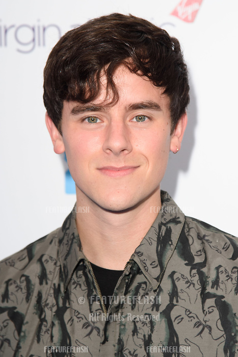 Connor Franta arriving for WE Day 2018 at Wembley Arena, London, UK. <br /> 07 March  2018<br /> Picture: Steve Vas/Featureflash/SilverHub 0208 004 5359 sales@silverhubmedia.com
