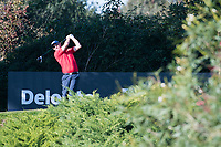 Padraig Harrington (IRL) in action on the 13th hole during the second round of the 76 Open D'Italia, Olgiata Golf Club, Rome, Rome, Italy. 11/10/19.<br /> Picture Stefano Di Maria / Golffile.ie<br /> <br /> All photo usage must carry mandatory copyright credit (© Golffile | Stefano Di Maria)