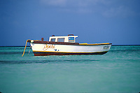 Aruba - Fishing Boats