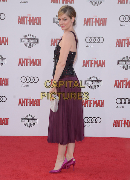 29 June 2015 - Hollywood, California - Judy Greer. Arrivals for the world premiere of Marvel's &quot;Ant-Man&quot; held at The Dolby Theater. <br /> CAP/ADM/BT<br /> &copy;BT/ADM/Capital Pictures