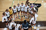 2012 Pre-Season Volleyball: St. Francis