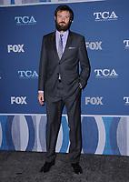 04 January 2018 - Pasadena, California - Costa Ronin. FOX Winter TCA 2018 All-Star Partyheld at The Langham Huntington Hotel in Pasadena.  <br /> CAP/ADM/BT<br /> &copy;BT/ADM/Capital Pictures