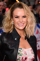 Amanda Holden at the London auditions for Britain's Got Talent 2018 at the London Palladium, London, UK. <br /> 28 January  2018<br /> Picture: Steve Vas/Featureflash/SilverHub 0208 004 5359 sales@silverhubmedia.com