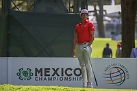Rafael Cabrera Bello (ESP) stands on his tip toes to see his tee shot on 7 during round 1 of the World Golf Championships, Mexico, Club De Golf Chapultepec, Mexico City, Mexico. 2/21/2019.<br /> Picture: Golffile | Ken Murray<br /> <br /> <br /> All photo usage must carry mandatory copyright credit (© Golffile | Ken Murray)