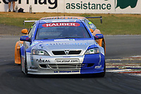 Round 7 of the 2002 British Touring Car Championship. #17 Tom Chilton (GBR). Barwell Motorsport. Vauxhall Astra Coupé.