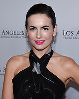 April 11, 2019 - Beverly Hills, California - Camilla Belle. Los Angeles Ballet Gala 2019 held at The Beverly Hilton Hotel. <br /> CAP/ADM/BB<br /> ©BB/ADM/Capital Pictures