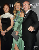 Sarah Ferguson, Petra Nemcova and Paul Haggis at the BOVET 1822 Brilliant is Beautiful Gala benefitting Artists for Peace and Justice's Global Education Fund for Woman and Girls at Claridge's Hotel on December 1, 2017<br /> CAP/ROS<br /> &copy;Steve Ross/Capital Pictures /MediaPunch ***NORTH AND SOUTH AMERICAS ONLY***