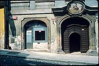 Prague, Czechoslovakia 1986