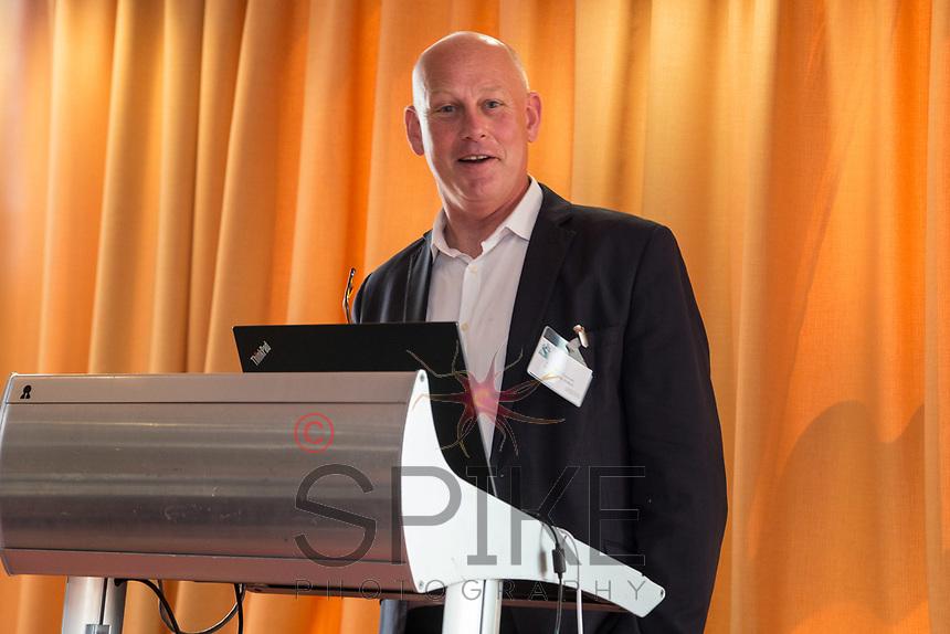 NCBC President Ian Roberts