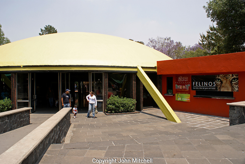 Natural History Museum Mexico City