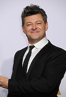 28 February 2016 - Hollywood, California - Andy Serkis. 88th Annual Academy Awards presented by the Academy of Motion Picture Arts and Sciences held at Hollywood & Highland Center. Photo Credit: Byron Purvis/AdMedia