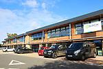 New industrial units at Riduna Park, Melton, Suffolk, England, UK