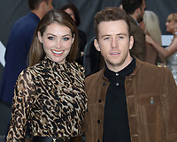 Danny and Georgia Jones at the King of Thieves World Premiere at Vue West End, Leicester Square, London on Wednesday 12 September 2018<br /> CAP/ROS<br /> &copy;ROS/Capital Pictures