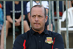 20 April 2013: Fort Lauderdale head coach Daryl Shore. The Carolina RailHawks played the Fort Lauderdale Strikers at WakeMed Stadium in Cary, North Carolina in a North American Soccer League Spring 2013 Season regular season game.