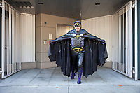 Batman, Steampunk Steamposium 2017, Seattle, WA, USA.