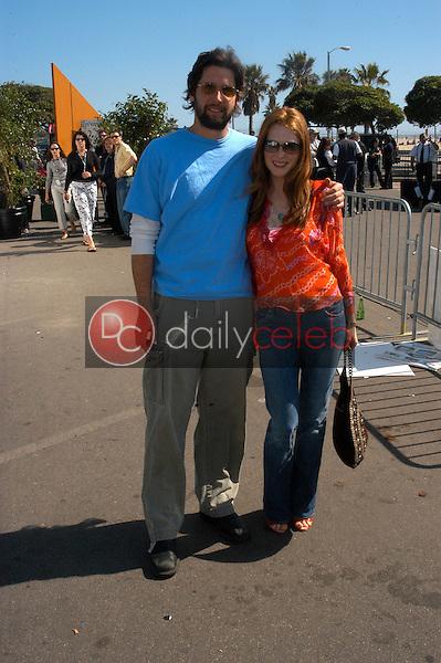 Julianne Moore and husband