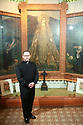 Father Eugene O'Neill inside St Patrick's Donegall Street  Belfast, Tuesday June 25th, 2019. (Photo by Paul McErlane for the Belfast Telegraph)