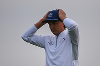 Rickie Fowler (USA) approaches the tee on 11 during day 1 of the Valero Texas Open, at the TPC San Antonio Oaks Course, San Antonio, Texas, USA. 4/4/2019.<br /> Picture: Golffile | Ken Murray<br /> <br /> <br /> All photo usage must carry mandatory copyright credit (© Golffile | Ken Murray)