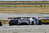 Pirelli World Challenge<br /> Grand Prix of Utah<br /> Utah Motorsports Campus, Tooele, UT USA<br /> Sunday 13 August 2017<br /> Peter Kox/ Mark Wilkins, Ryan Eversley/ Tom Dyer<br /> World Copyright: Richard Dole/LAT Images