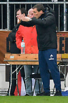 10.03.2019,  GER; 2. FBL, FC St. Pauli vs Hamburger SV ,DFL REGULATIONS PROHIBIT ANY USE OF PHOTOGRAPHS AS IMAGE SEQUENCES AND/OR QUASI-VIDEO, im Bild Trainer Hannes Wolf (Hamburg) Foto © nordphoto / Witke