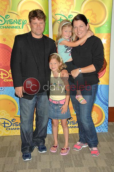 Sean Astin and family<br /> at the Disney ABC Television Group Summer Press Junket, ABC Studios, Burbank, CA. 05-15-10<br /> David Edwards/Dailyceleb.com 818-249-4998