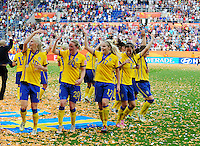 2011-07-16 Sweden - France