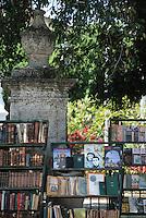 Cuba/La Havane: Marché aux vieux livres - Littéraure de la révolution cubaine