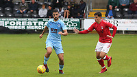 Adam Phillips of Burnley U23's in action during Charlton Athletic Under-23 vs Burnley Under-23, Professional Development League Football at Princes Park on 9th September 2019