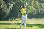 Sam Brazel of Australia plays an approach shot during the 58th UBS Hong Kong Golf Open as part of the European Tour on 09 December 2016, at the Hong Kong Golf Club, Fanling, Hong Kong, China. Photo by Marcio Rodrigo Machado / Power Sport Images