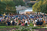 Concert at Confluence Park, Denver, Colorado, USA John offers private photo tours of Denver, Boulder and Rocky Mountain National Park. .  John offers private photo tours in Denver, Boulder and throughout Colorado. Year-round.