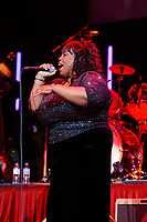 LONDON, ENGLAND - NOVEMBER 30: Ruby Turner performing with Jools Holland And His Rhythm &amp; Blues Orchestra at Royal Albert Hall on November 30, 2018 in London, England.<br /> CAP/MAR<br /> &copy;MAR/Capital Pictures