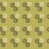 &quot;Coffee In The Garden&quot; is a hand illustrated scalable vector surface pattern collection - inspired by the rare pleasure of being truly present, mindful, of unwinding, and enjoying coffee surrounded by nature in the garden!<br />