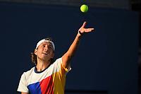 Lucas Pouille (Fra)<br /> Flushing Meadows 29/08/2017<br /> Tennis US Open 2017 <br /> Foto Couvercelle/Panoramic/Insidefoto