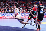 18.01.2020., Austria, Vienna, Wiener Stadthalle - European Handball Championship, Group I, Round 2, Croatia - Germany. Marino Maric. <br /> <br /> Foto © nordphoto / Luka Stanzl/PIXSELL