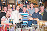 Your Hooked: Finn O'Brien, Mitchels Ave., Tralee (centre) was the overall winner of the Annual Timmy Ward Memorial sea fishing competition, sponsored by Linnanes bar, Rock St., Tralee, which was held in Castlegregory last Saturday (after a last minute switch from the Spa because of too much sea weed).   Copyright Kerry's Eye 2008
