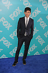 Glee's Kevin McHale at the 2013 Fox Upfront Post Party on May 13, 2013 at Wolman Rink, Central Park, New York City, New York. (Photo by Sue Coflin/Max Photos)