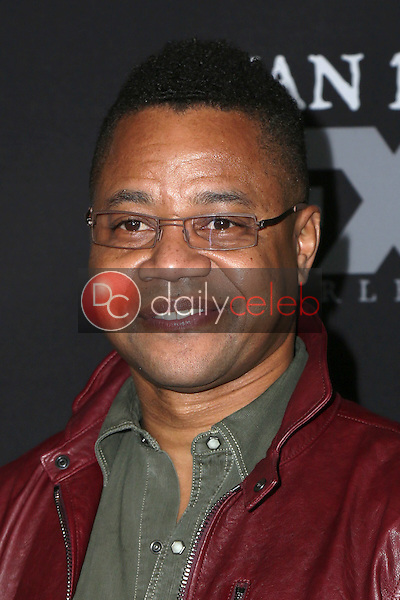 Cuba Gooding Jr.<br /> at the Premiere Of FX's &quot;Taboo,&quot; DGA Theater, Los Angeles, CA 01-09-17<br /> David Edwards/DailyCeleb.com 818-249-4998