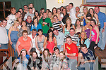 21ST PARTY: John Mitchells GAA clubhouse rocked for Sharon Delaney, Causeway (seated centre) as she celebrated her 21st birthday with a party on Saturday night with all her family and friends.   Copyright Kerry's Eye 2008