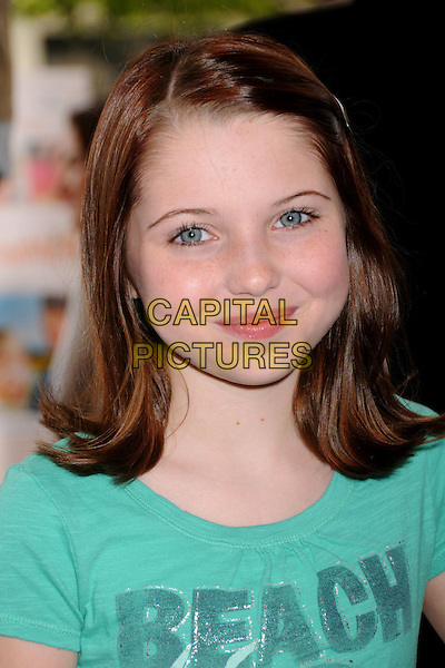 "SAMMI HANRATTY.""A Plumm Summer"" Los Angeles Premiere at Mann's Bruin Theatre,  Westwood, California, USA..April 20th, 2008.headshot portrait .CAP/ADM/BP.©Byron Purvis/AdMedia/Capital Pictures."