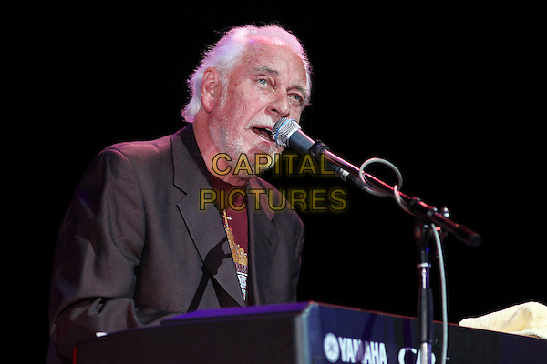 Procol Harum.Concert in Moscow, Russia..October 13th, 2009.on stage in concert live gig performance performing music half length black suit singing keyboard  .CAP/PER/SB.© SB/Persona/CapitalPictures