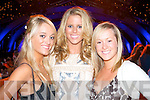 STYLE: Looking good at the Rose of Tralee International Fashion Show on Sunday l-r: Jane O'Hanlon, Ciara and Jean Nathan.   Copyright Kerry's Eye 2008