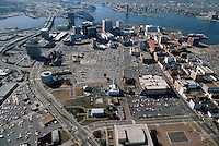 1995 February ..Redevelopment..Macarthur Center.Downtown North (R-8)..LONG SHOT LOOKING SOUTH...NEG#.NRHA#..