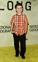 """30 October 2017 - Los Angeles, California - Brayden Scott. National Geographic's """"The Long Road Home"""" Premiere held at Royce Hall in UCLA in Los Angeles. Photo Credit: AdMedia"""