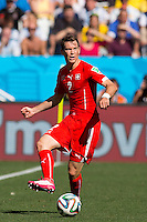 Stephan Lichtsteiner of Switzerland
