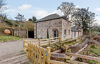 BNPS.co.uk (01202) 558833. <br /> Pic: Strutt&Parker/BNPS<br /> <br /> The Steading. <br /> <br /> Have Nessie for a neighbour...<br /> <br /> A beautifully-restored 19th century farmstead just minutes from Loch Ness with stunning Highland views is on the market for £675,000.<br /> <br /> The Steading is in the ancient village of Dores and has been lovingly restored and transformed to create a stylish yet cosy home.<br /> <br /> The house is just a few minutes' walk from the beach at Dores and on a clear day from the shore you can see all the way to the opposite end of the iconic loch - 25 miles away at Fort Augustus - which would be a perfect spot to hunt for its famous monster.<br /> <br /> The Steading would be an ideal property for someone looking for a peaceful, rural retreat in the Scottish Highlands, or could be a good investment property to rent out to holidaymakers.