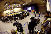 Seville, Spain - February 8, 2007 -- The North Atlantic Council conference gets underway at the North Atlantic Treaty Organization (NATO) Defense Ministerial in Seville, Spain, February 8, 2007. <br /> Credit: Cherie A. Thurlby-DoD via CNP