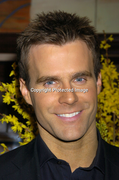 Cameron Mathison ..at The Announcements of the 32nd Annual Daytime Emmy ..Award's Nominations on March 2, 2005 at the Guiding Light Stages in New York City...Photo by Robin Platzer, Twin Images