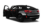 2018 BMW X6M Black Fire 5 Door SUV doors