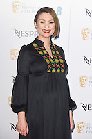 MyAnna Buring at the 2017 BAFTA Film Awards Nominees party held at Kensington Palace, London, UK. <br /> 11 February  2017<br /> Picture: Steve Vas/Featureflash/SilverHub 0208 004 5359 sales@silverhubmedia.com